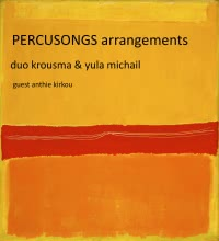 Percusongs arrangements